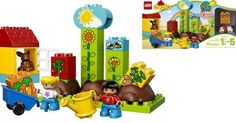 LEGO Duplo My First Garden Set $12.99 (Reg. $19.99)    The joy of building AND gardening  Your child will enjoy LEGO building while discovering the how-tos of gardening withLEGO Duplo My First Garden Set now at 35% off on Amazon. Designed specifically for little hands the set includes miniature people a rabbit and other garden essentials.  LEGO Duplo My First Garden Set $12.99 (Reg. $19.99)  Ships Free with Amazon Prime (Try a FREE Membership)  Features a buildable garden and a rabbit hutch…