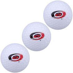 Carolina Hurricanes WinCraft 3-Pack Golf Ball Sleeve - $10.99