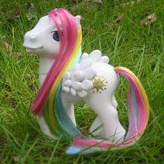 Starshine- G1 design converted to G3 pony by Requiem Art