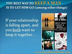 """If you have been in a relationship for 7 years or less, this book will give you some great insight into your relationship!! If you have been in a relationship for more than 7 years, this book will affirm your relationship philosophy and add some  excellent, new ones. Either way, you will thoroughly enjoy. . . """"The Best Way to Keep a Man is to Let Him Go (among other things).""""   https://www.youtube.com/watch?v=sAuvQzfVtOM!  Read the RAVE reviews at www.lineofserenity.wordpress.com!"""