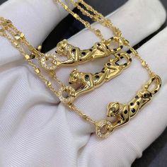 Whether it's 18K white or yellow, it's my favorite. Cartier Amulette, Bracelet Love, Cartier Jewelry, Chain, Yellow, Earrings, Fashion, Ear Rings, Moda