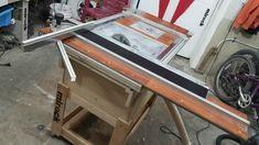 Homemade Festool TS-55 based table saw