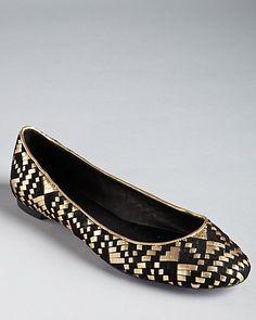 Rebecca Minkoff Flats - Uma Ballet - Flats - Shoes - Shoes - Bloomingdale's