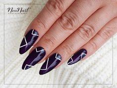 Lakier Hybrydowy - Purple Decade / NeoNail