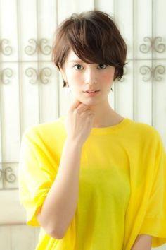 美容師が選ぶ、大人っぽいショートヘヤー!田丸麻紀さん画像のまとめの画像