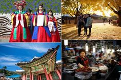 This post is a guide for budget travellers who wish to holiday in South Korea on a budget of $1,600 for 12 days.
