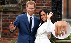Prince Harry and Meghan Markle: All the details of her diamond engagement ring The newly-engaged couple posed for photos at Kensington Palace