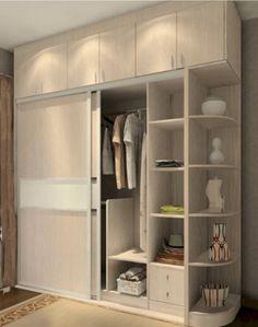 new wall wardrobe almirah designs Wooden Wardrobe, Wardrobe Furniture, Furniture Layout, Furniture Design, Bedroom Furniture, Wardrobe Door Designs, Wardrobe Design Bedroom, Closet Designs, Almirah Designs