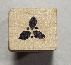 Deco Accent #1 Rubber Stamp Magenta #23.113.B #Magenta #Background
