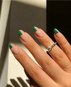 Bright Nails, Funky Nails, K Pop Nails, Funky Nail Art, Colorful Nail, Bright Nail Designs, Nail Art Designs, Simple Nail Design, Manicure Nail Designs