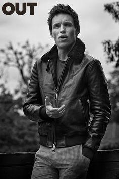 Eddie Redmayne OUT September 2015 Cover Photo Shoot 006