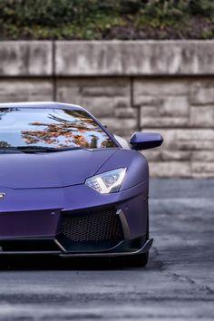 purple for Lamborghini Aventador