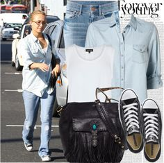 """""""538. Celebrity Style: Hayden Panettiere"""" by chocolatepumma on Polyvore"""
