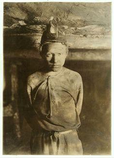 miner boy - 1900