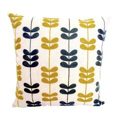 Leaf Cushion | Dunelm
