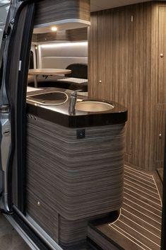 Cooking, Camping, Luxe Interior, Innova, Design, Mercedes Sprinter