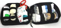 Designed by two of our Combat Vets to provide adequate medical supplies for wound treatment. Emergency Medical Kit, Marketing Professional, First Aid Kit, Trauma, Diaper Bag, Digital Marketing, Edc, Ideas, Homestead