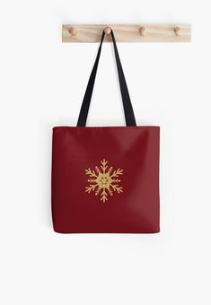 Golden Glitter Sparkle Snowflake on Christmas Holly Green by podartist Dazzling sparkling photo-effect fine gold glitter snowflake with twelve double forked branches and center star on Christmas Holly Green Golden Glitter, Custom Tote Bags, Red Christmas, Iphone Wallet, Midnight Blue, Sell Your Art, Iphone Case Covers, Branches, Cover Design