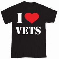 I Heart Vets is a great organization run by a veteran who is committed to helping other veterans!