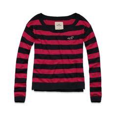 Lake Hodges Sweater- Hollister
