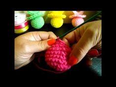 Crochet Teto o Chupon Para Un Movil De Cuna