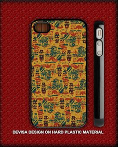 aztec art on iphone 4, iphone 5 case