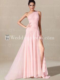 bride mother dress_Pink