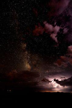 Stars Above, Thunder Below - Christopher Eaton