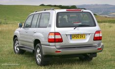 TOYOTA Land Cruiser 100 (2002 - 2007)