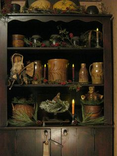 Primitive cupboard