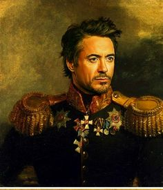 So cool. Robert Downey Jr.