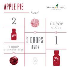 Apple Pie Diffuser Blend