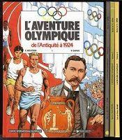 BEDETECA PORTUGAL: A aventura olímpica
