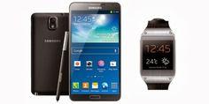 #Samsung #galaxy note 3 gear #note3