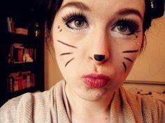 Mouse face painting   Halloween decor   Pinterest   Mouse face ...
