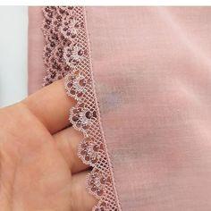 Silver Anklets Designs, Anklet Designs, Embroidery Flowers Pattern, Flower Patterns, Embroidery Designs, Crochet Designs, Crochet Stitches, Lace, Model