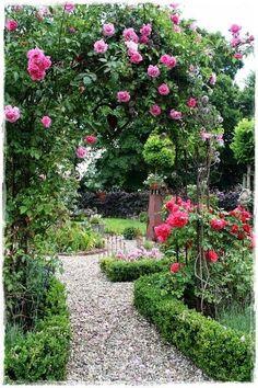 Judy's Cottage Garden: How to Design a Cottage Garden