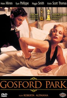 Februar 2018 | Robert Altman | Gosford Park | 2001 UK /USA /Italien | Kristin Scott Thomas | Helen Mirren | Maggie Smith | Emily Watson