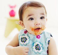 Olá, amigos do Mil Dicas de Mãe!Logo que introduzi os alimentos sólidos na dieta da Catarina, ela passou por um período de prisão de ventre, o que a incomo