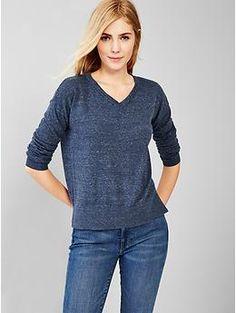 V-neck sweater | Gap $22