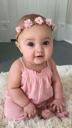 Trendy Baby Fashion Photoshoot Little Girls 68 Ideas Baby Girl Fashion, Kids Fashion, Style Fashion, Toddler Fashion, Little Babies, Little Girls, Boy Babies, Babies Nursery, Chubby Babies