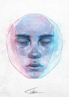 The Reflection VI by Tomasz-Mro