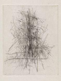 """"""" Wols (Alfred Otto Wolfgang Schulze) (Germany, 1913-1951) """""""