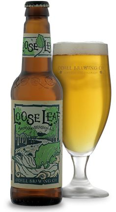 O'Dell Brewing Loose Leaf.  Yummy, with a malty finish.  Good to the last drop!