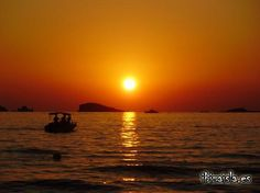 Ibiza Sunset, Perfect Place, Celestial, Places, Outdoor, Twitter, Google, Sunsets, Outdoors