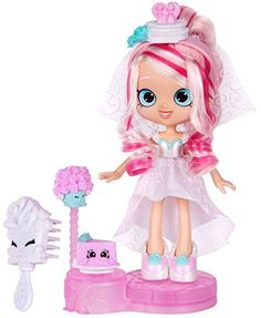 SHOPKINS SHOPPIES PARTY DOLLS - BRIDIE (WEDDING PARTY)