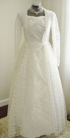20 sale vintage 1950 s white lace cupcake wedding dress
