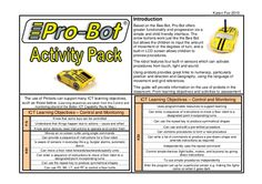 Karen Fox Slideshare                                                                                Selection of lessons and ideas for Probots                                                   …