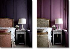 plum bedroom - Recherche Google