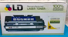 Expired in 2013. | eBay! Printer Toner Cartridge, Laser Toner Cartridge, Hp Laser Printer, Ink Toner, Office And School Supplies, Printers, Computers, Seal, How To Apply
